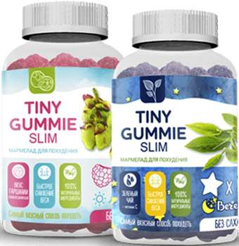 Мармелад Tiny Gummy Slim.